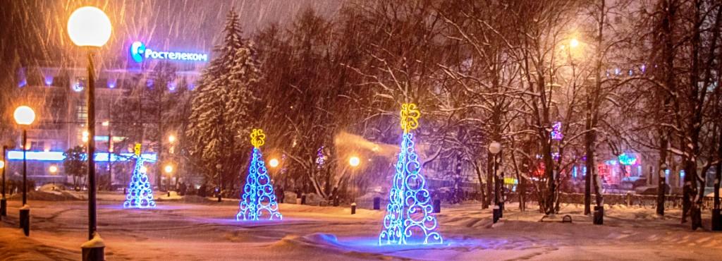 Куда сходить на рождество в нижнем новгороде 2016